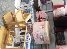 محل بيع ورد وتغليف الهدايا للبيع