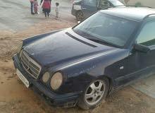 سياره مرسيدس c200 موديل 2000  للبيع