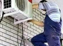 صيانة و تركيب المكيفات و الغسالات و اللات الكهربائية