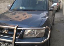 ميتسوبيشي باجيرو موديل 2005 للبيع