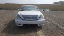 للبيع قطع غيار لكزس ال اس 430 من موديل 2004 الى 2006