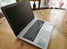 DELL INSPIRON 5570 CORE I7 8500U جيل ثامن ب2 هارد SSD كارت شاشه 4 جيجا