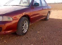 Maroon Mitsubishi Lancer 1994 for sale