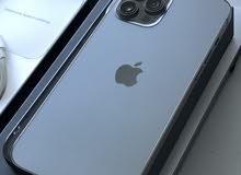 iPhone 12 pro max graphit 256 آيفون 12 برو ماكس رمادي