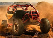 Polaris RZR 1000 Dune Buggy Tour in dubai with Pickup  DropOff