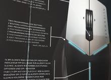 Dell Alienware advanced gaming rgb mouse / ماوس قيمنق من شركة ديل مع اضاءة rgb