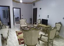 شقة  مفروشه مكيفه للايجار في طنطا
