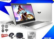 Hp laptop ProBook Core i7