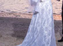 فستان عروس تركي فخم