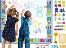 سجادة رسم للاطفال