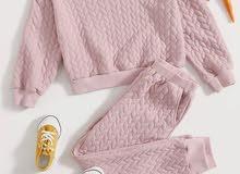 ملابس بناتى وأولادى ترنجات