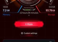 ASUS ROG PHONE 3 ( GLOBAL VERSION 16GB RAM AND 512 GB STORAGE )