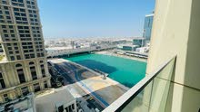 AMAZING CANAL VIEW  CHEAPEST PRICE  1 BR APARTMENT IN NOURA TOWER