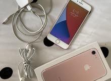 ايفون 7 لون وردي