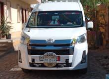 تاجير سيارات تويوتا هاي اس 14راكب