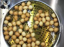شيف حلويات مميزة من الاردن لتاسيس الكفيات من الصفر للبراند