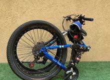 دراجة هوائية مستعملة بحالة الجديد