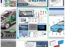 alldata wiring diagram fault codes جميع برامج السيارات لاستخراج البيانات وقطع الغيار والتصليح