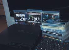 بلستيشن 3 للبيع بحالة ممتازة Playstation 3 for sale in excellent condition