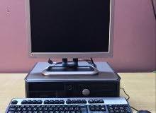 كمبيوترات مكتبيه hp -dell للبيع بأرخص الأسعار