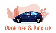 drop off and pick up service