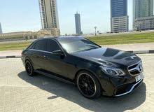 Mercedes Benz E350 2016 E63 Body Kit