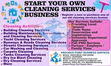 3 Years Old Maids Cleaning Services License for Sale