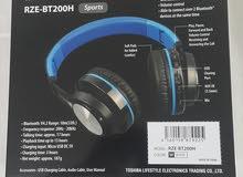 Wireless Stereo Headphone Toshiba سماعة بلوتوث توشيبا