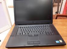 لابتوب Dell كورi5 الرام 4 قيقا