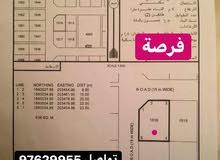 ارخص ركنية صحنوت شمالية مربع د شرق ظفار للطاقة 636 متر