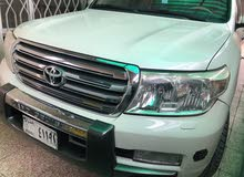 Toyota Land Cruiser car for sale 2010 in Baghdad city