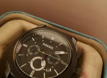 ساعة فوسيل اصلي مستعمل
