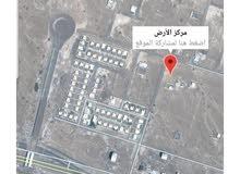 ارض للبيع في مكان مميز وعلى زاويه وقريبه من الشارع الرئيسي في منطقة الروضه