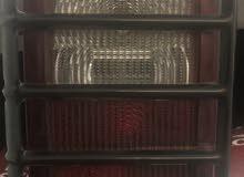 ليتات جيب رانجلر الخلفيه مع الحديده + شاشة جيب رانجلر وكاله