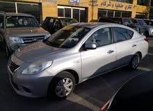 120,000 - 129,999 km Nissan Sunny 2014 for sale