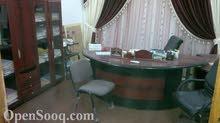 مبنى اداري مستقل للايجار شارع جمال عبدالناصر متفرع من شارع عمر المختار