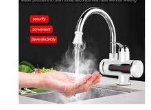 سخانات المياه الكهربائيةالفورية سخان صنبور المطبخ الحمام الحنفية