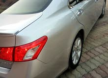 Used condition Lexus ES 2007 with +200,000 km mileage