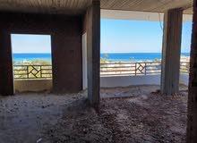 شقة ناصيتين تري البحر بالكامل
