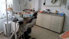 للبيع عيادة أسنان في منطقة القويسمة