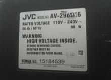 تلفزيون للبيع 30 بوصه نوعية JVC