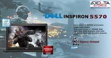 DELL Inspiron 5570 Laptop لابتوب