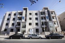 شقة 144م في ابو علندا بالقرب من دوار اسكان الكهرباء