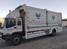 Isuzu FVR 12 ton 2009 model cargo body truck