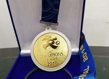 ميدالية دوري أبطال آسيا 2019