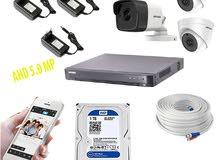 كميرات مراقبة 5.0 MP -AHD CAM 5.0 HIK VISION - MP