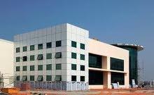 مبنى صناعي للبيع في المقابلين بمساحة بناء 4000 متر