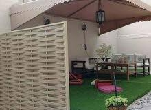 مطلوب فني تنسيق حدائق حدايق ومظلات صناعي