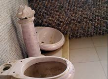 طقم حمام متكامل