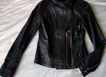 jacket new original leather from marcino Guess